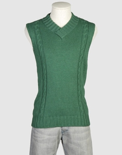 Lucacarlocolomba - Sleeveless Sweater