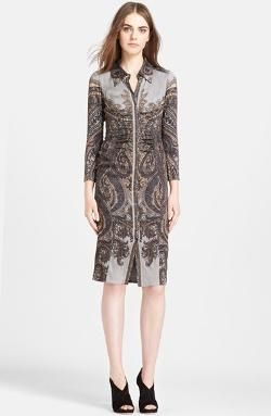 Tracy Reese  - Print Shirtdress