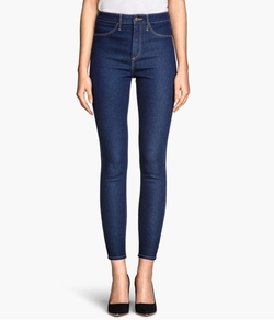H&M - Skinny High Ankle Jeans