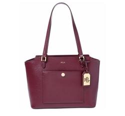 Lauren Ralph Lauren - Newbury Modern Pocket Saffiano Bag