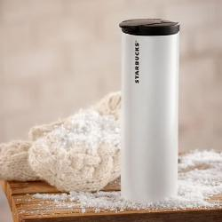Starbucks - Stainless Steel Pearlescent Tumbler