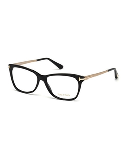 Tom Ford - Slight Cat-Eye Fashion Glasses