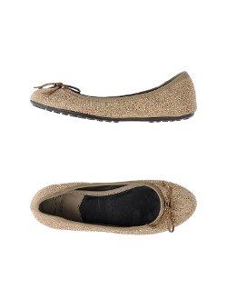 Voile Blanche - Ballet Flat Shoes