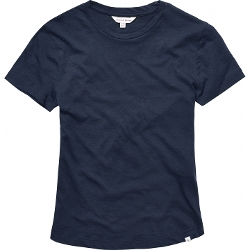 Jimmy - Dive Blue Round Neck T-Shirt