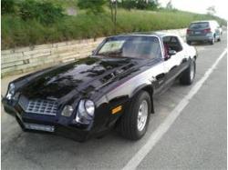 Chevrolet  - 1979 Camaro