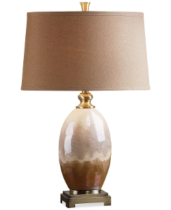Uttermost - Eadric Ceramic Table Lamp