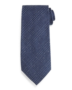 Tom Ford - Houndstooth Plaid Tie