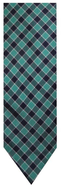 Tommy Hilfiger - Diamond Pattern Neck Tie
