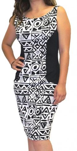 Romeo 4 Ever - Mid Length Sleeveless Dress