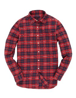 Grayers - Textured Twill Gingham Check Sport Shirt