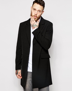 Asos - Lightweight Overcoat