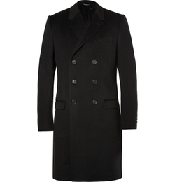Dolce & Gabbana - Wool And Cashmere-Blend Overcoat