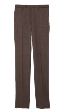 Incotex  - Basic Slim Fit Dress Trousers