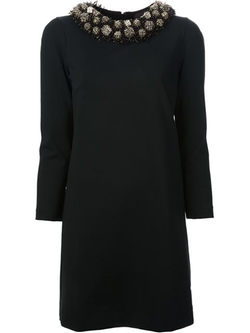 Dsquared2 - Embellished Collar Dress
