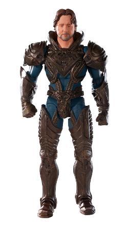 Mattel - Superman Man of Steel Movie Masters Jor-el Action Figure