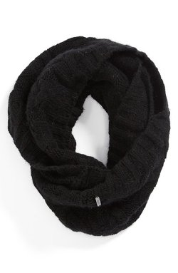 Lole  - Cable Knit Infinity Scarf