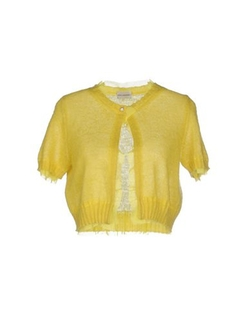 Philosophy Di Alberta Ferretti - Short Sleeve Crop Cardigan
