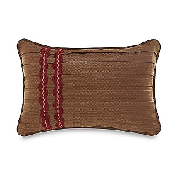 Croscill - Ryland Reversible Boudoir Throw Pillow