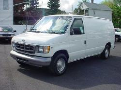 Ford  - 1999 Econoline Cargo 3 Dr E-150 Cargo Van