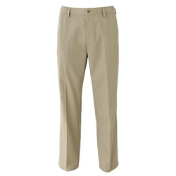 Croft & Barrow - Classic-Fit Wrinkle-Resistant Flat-Front Pants
