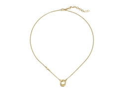 Cole Haan  - Single Circle Pendant Necklace