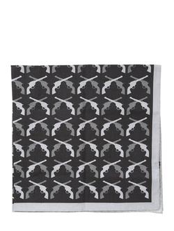 Ferrucci Milano - Pistol Printed Cotton Muslin Bandana