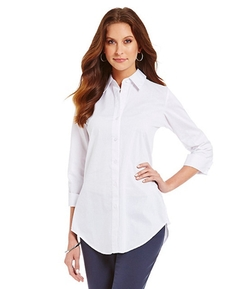 Investments - Ruched Sleeve Shirt