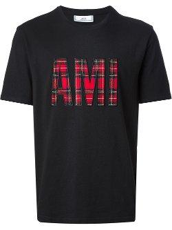 Ami Alexandre Mattiussi  - Appliqué Logo T-shirt