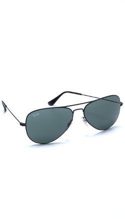 Ray-Ban - Thin Aviator Sunglasses