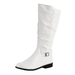 West Blvd - Lahore Quilted Riding Boots