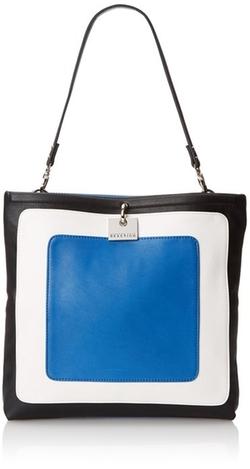 Kenneth Cole Reaction - Fold Digger Colorblock Shoulder Bag