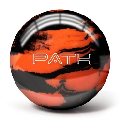 Pyramid - Path Orange/Black Bowling Ball