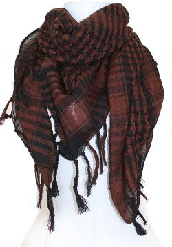 Route 66 Supply Company - Cotton Keffiyeh Scarf
