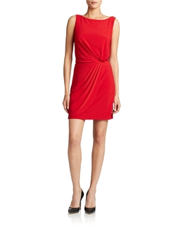 Jessica Simpson - Sleeveless Cocktail Dress