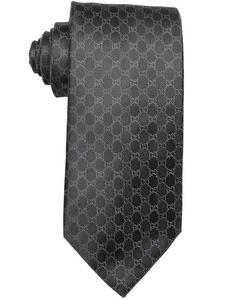 Gucci  - Print Silk Tie