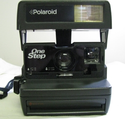 Polaroid - Polaroid One Step 600 Film Camera