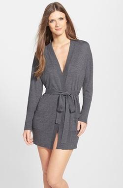 Naked Princess - Short Cashmere Robe