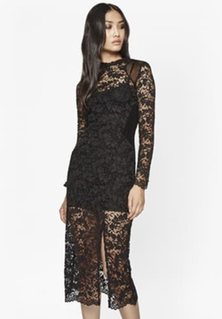 French Connection - Tilly Lace Midi Dress