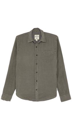 Splendid  - Long Sleeve Double Cloth Shirt