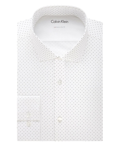 Calvin Klein - Dotted Dress Shirt
