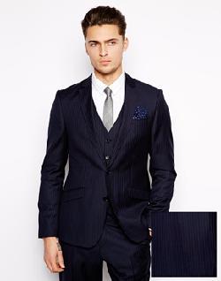ASOS  - Slim Fit Suit Jacket in Wool