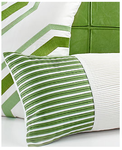 Hotel Collection  - Modern Trellis Decorative Pillow