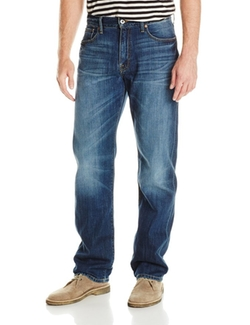 Lucky Brand - Classic Straight Leg Denim Pants