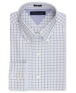 Tommy Hilfiger  - Tattersal Dress Shirt