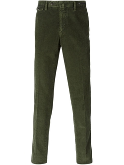 PT01   - Corduroy Straight Leg Trousers