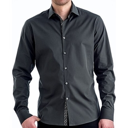 Stone Rose - Solid Stretch Shirt