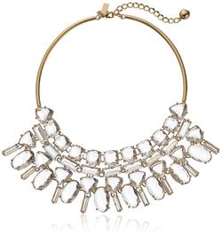 "Kate Spade New York - ""Vegas Jewels"" Bib Necklace"