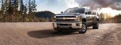 Chevrolet - Silverado 3500HD Pickup Truck