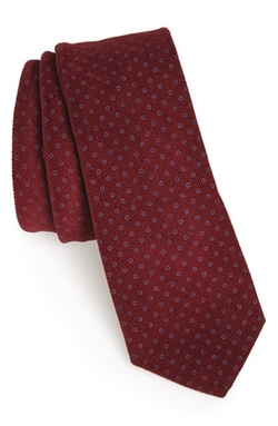 W.R.K - Dot Cotton Tie
