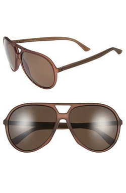 Gucci - Polarized Aviator Sunglasses